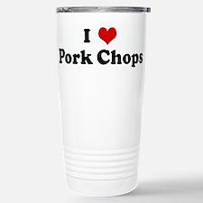 Cute Pork Travel Mug