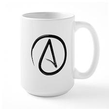 Atheist Symbol Mugs