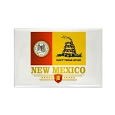 New Mexico Gadsden Flag Magnets