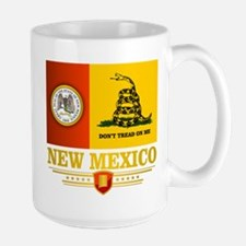New Mexico Gadsden Flag Mugs