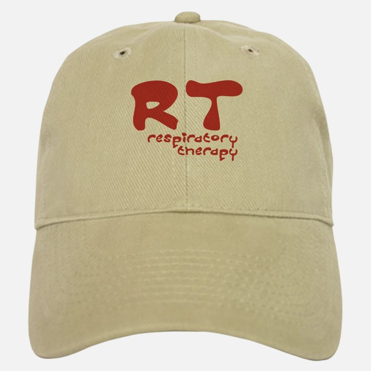 Respiratory Therapy - Athleti Baseball Baseball Cap