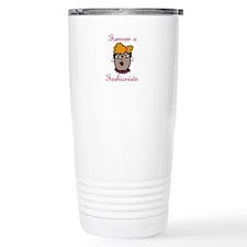 Forever A Fashionista Travel Mug