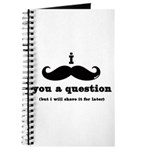 i mustache you a question Journal