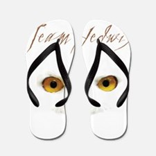 Team Hedwig Flip Flops
