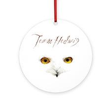 Team Hedwig Ornament (Round)