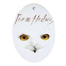 Team Hedwig Ornament (Oval)