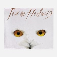 Team Hedwig Throw Blanket