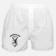 American Republic Eagle and Shield Boxer Shorts
