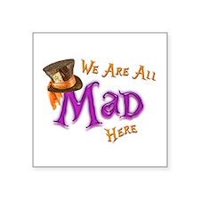 All Mad Sticker