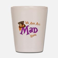 All Mad Shot Glass