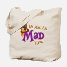 All Mad Tote Bag