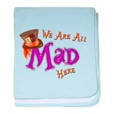 All Mad baby blanket