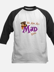 All Mad Baseball Jersey