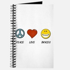 Peace.Love.Braces Journal