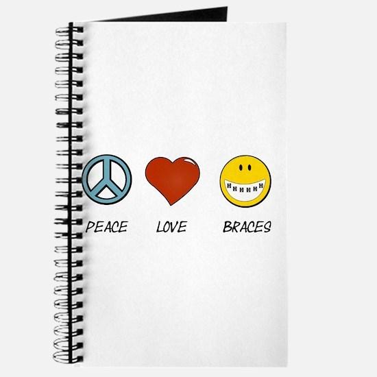 Peace.Love.Braces Journal