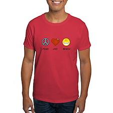 Peace.Love.Braces T-Shirt