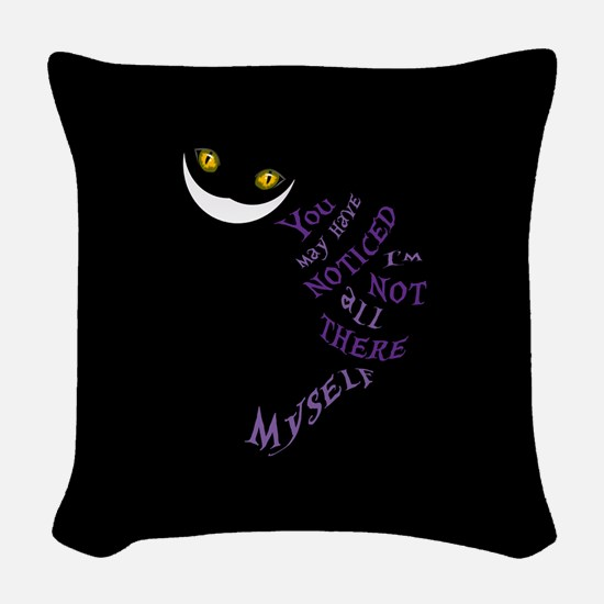 Cheshire Woven Throw Pillow