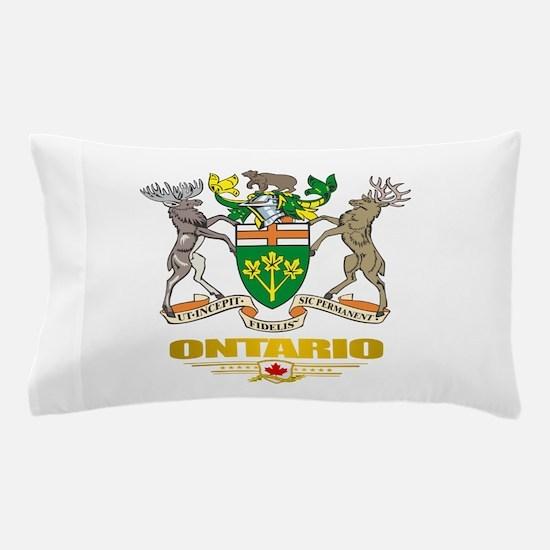 Ontario COA Pillow Case