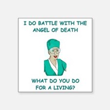 nursing Sticker