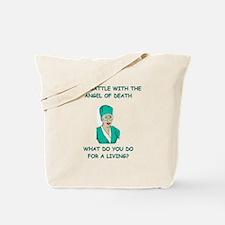 nursing Tote Bag