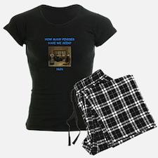 sick nun joke Pajamas