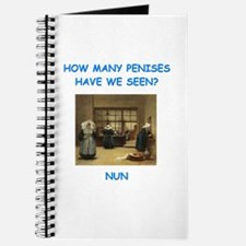 sick nun joke Journal