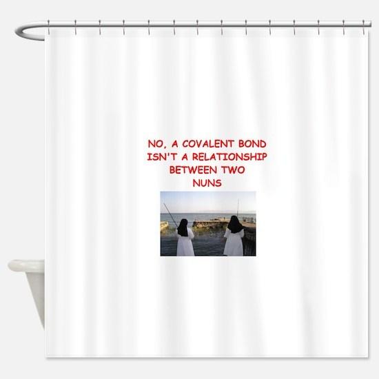 NUNS Shower Curtain