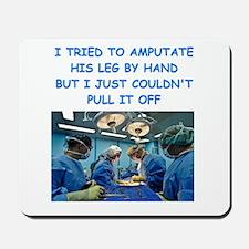 DOCTOR2 Mousepad