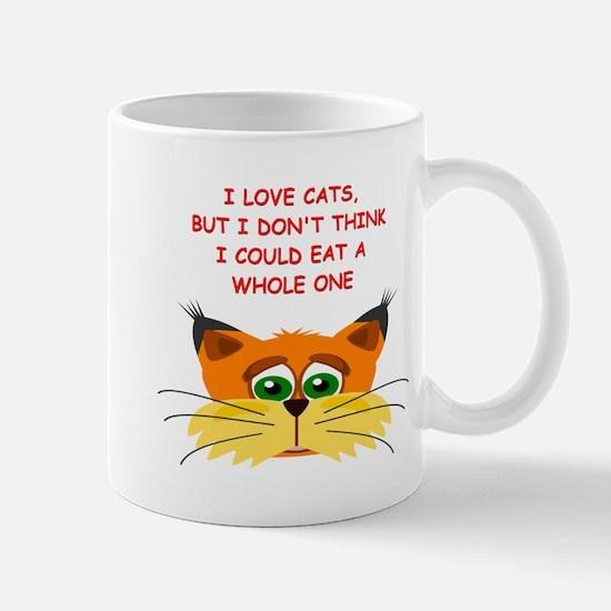 CATS4 Mugs