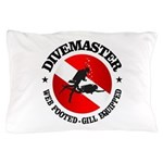 Divemaster (Round) Pillow Case