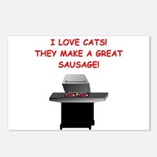 CATS3 Postcards (Package of 8)