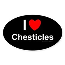 Chesticles Decal