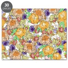 Golden Carnations Puzzle