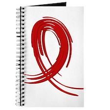 Vasculitis Graffiti Ribbon 2 Journal