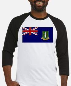 The British Virgin Islands Baseball Jersey