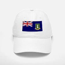 The British Virgin Islands Baseball Baseball Cap