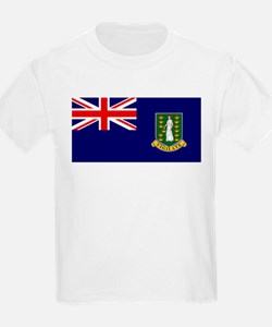 The British Virgin Islands T-Shirt