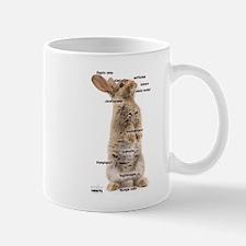 Bunny Bits Mugs