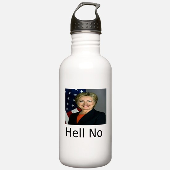 Hillary Rodham Clinton not for president Water Bot
