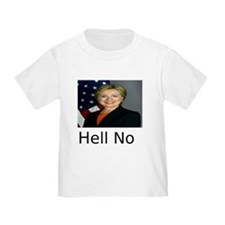 Hillary Rodham Clinton not for president T-Shirt