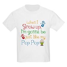 Pop Pop grandchild gift T-Shirt