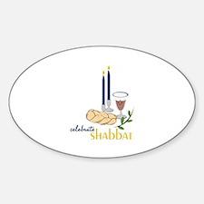 Celebrate Shabbat Decal