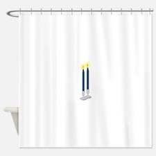 Shabbat Shower Curtain