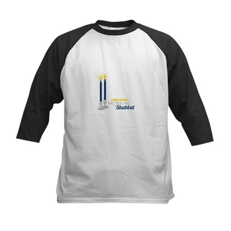 Experience The Feeling Of Shabbat Baseball Jersey