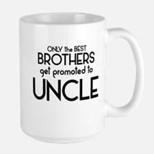 BEST BROTHERS GET PROMOTED TO UNCLE Mugs