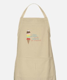 We All Scream For Ice Cream! Apron
