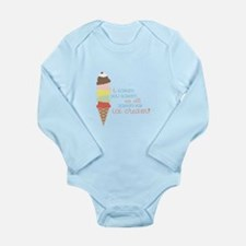 We All Scream For Ice Cream! Body Suit