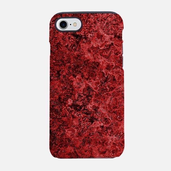 Lava Bloodstone iPhone 7 Tough Case