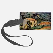 Cezanne - Houses in Provence nea Luggage Tag