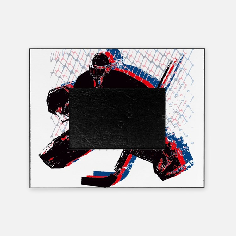 Hockey Goaler Picture Frame